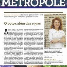 Edição da revista Metrópole